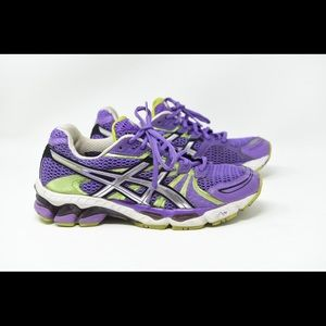 Purple Asics